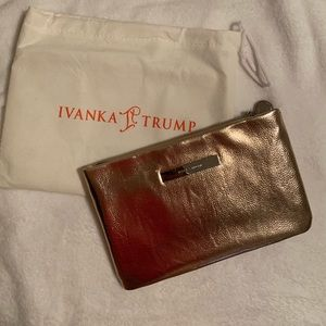 IVANKA TRUMP Brand New Clutch Copper